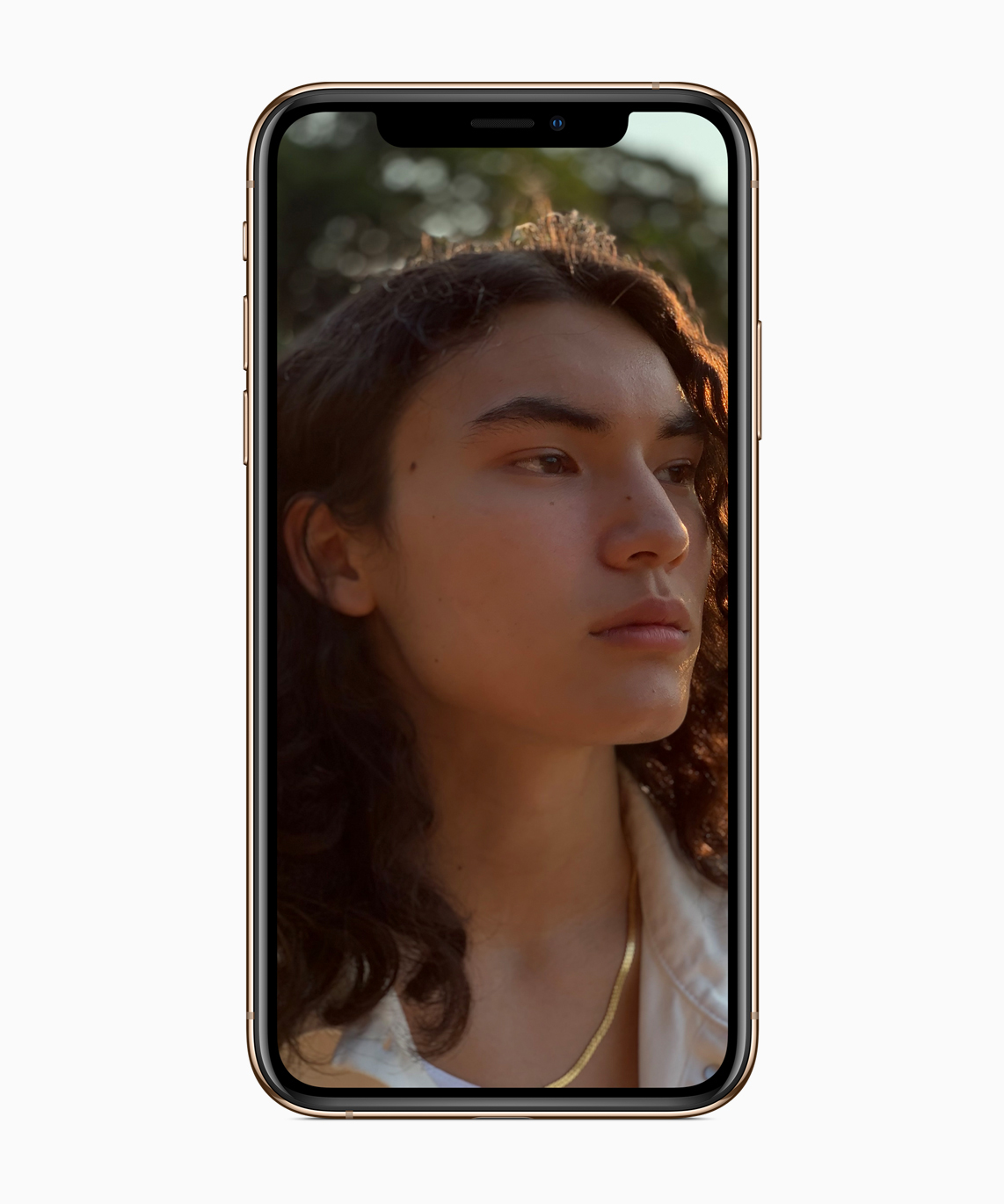 iPhone Xs - Selfie