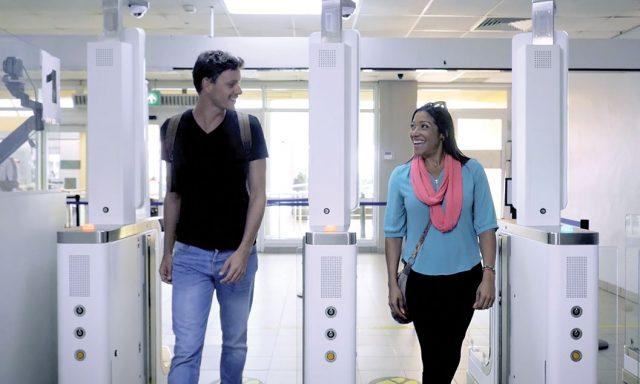 Vision-Box voa até à Índia e desembarca no aeroporto de Bangalore