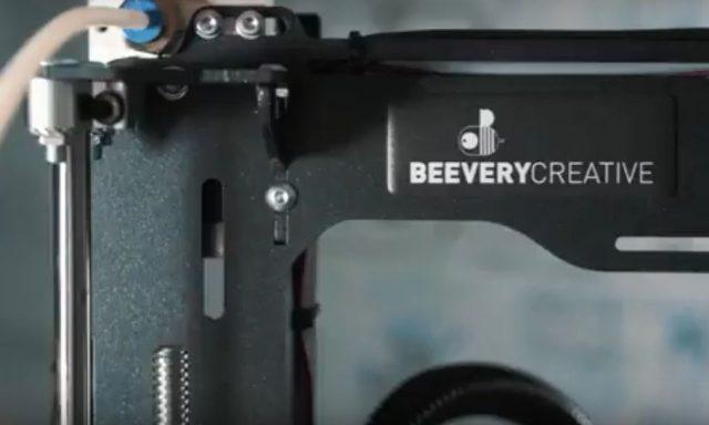 Beeverycreative apresenta nova impressora 3D. Indústria ainda vai ter de esperar