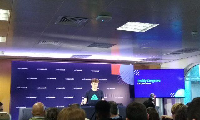 Web Summit: os próximos 10 anos ainda são uma incógnita
