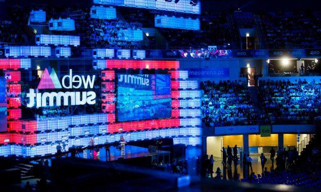 Carros autónomos, privacidade e criptomoedas subiram ao palco na Web Summit