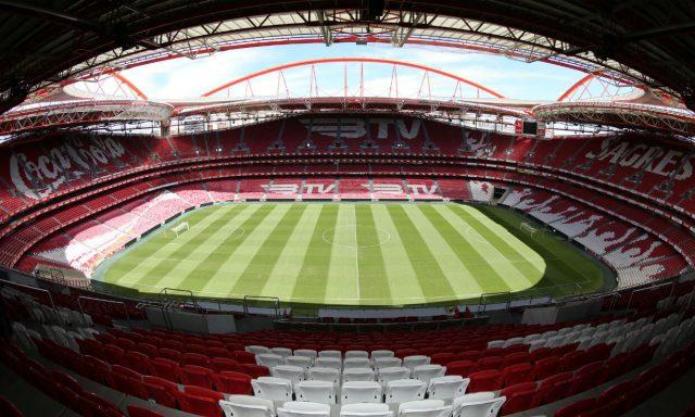 Tecnologia portuguesa conduz visita 360º ao estádio do Benfica
