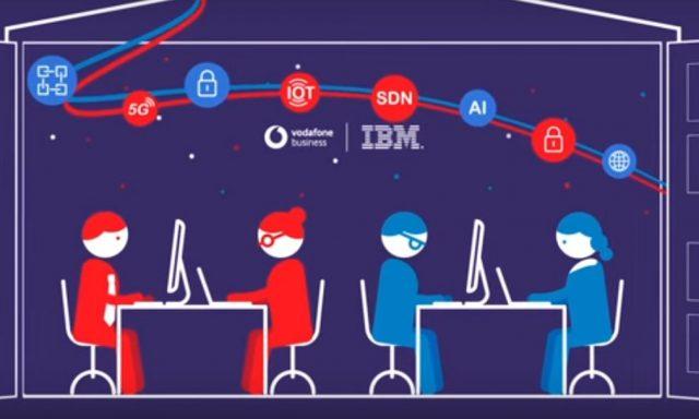 IBM e Vodafone dão as mãos para acelerar transformação nas empresas