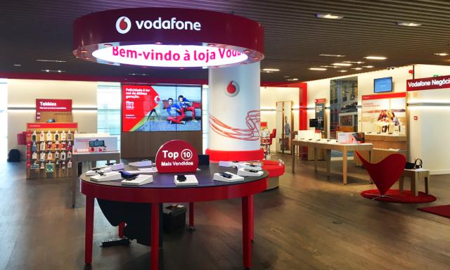 Vodafone instala primeira antena 5G em Lisboa