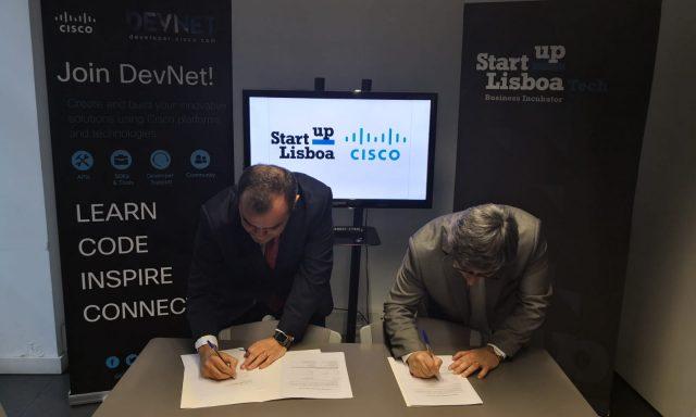 Cisco pisca o olho às startups em Lisboa