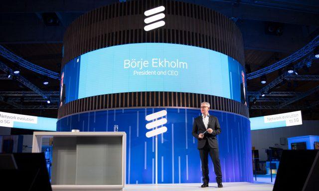 Ericsson mostra em Barcelona que 2019 é o ano do 5G