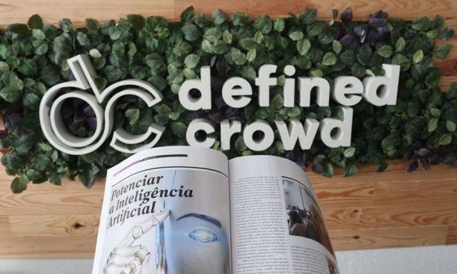 DefinedCrowd: Startup portuguesa de IA angaria investimento de 50,5 milhões de dólares