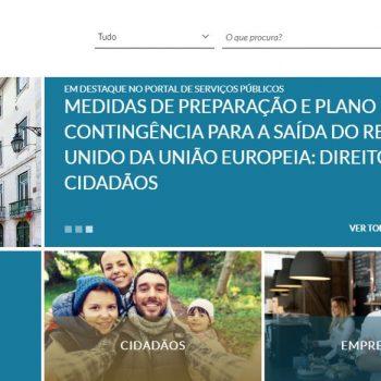Balcão do Empreendedor e Portal do Cidadão dão lugar ao ePortugal