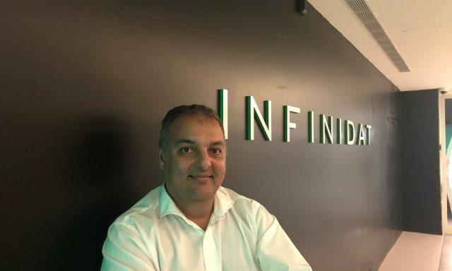 Daniel Cruz deixa NetApp e assume cargo regional na Infinidat