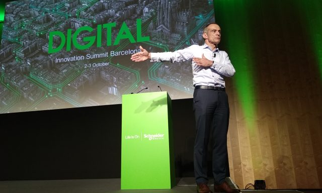 Schneider Electric aponta estratégia ao digital