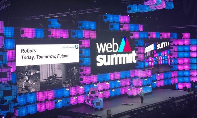 Robots da Boston Dynamics explicados e em ação no palco da Web Summit
