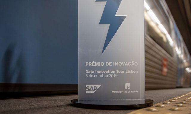 Metro de Lisboa distinguido com prémio de inovação da SAP