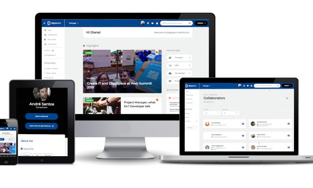 DiggSpace: Pessoas ao comando da transformação digital
