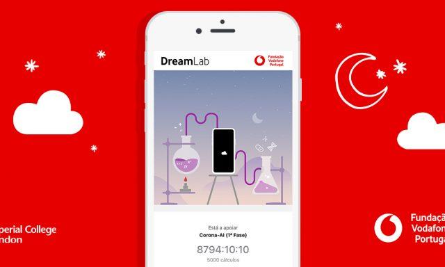DreamLab é a app que ajuda a acelerar investigação no combate ao COVID-19
