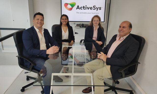 ActiveSys reforça equipas