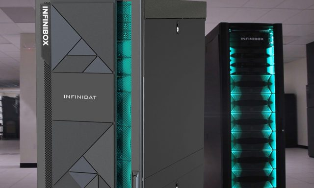 Infinidat minimiza riscos para as infraestruturas de armazenamento