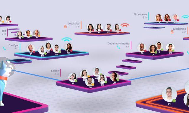 Invillia apresenta plataforma de workplace InStation
