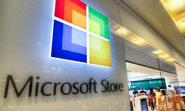 Microsoft encerra as lojas de retalho em todo o mundo