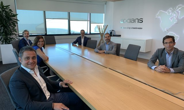 Axians adquire negócio de Sistemas de Energia à Infocontrol