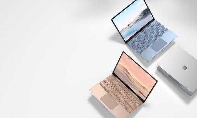 Surface Laptop Go já está disponível em Portugal