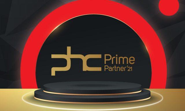 Anturio distinguida como PHC Prime Partner'21