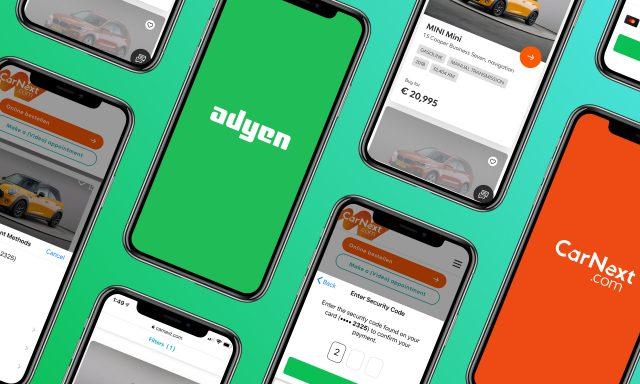 CarNext.com e Adyen juntas para simplificar a compra de carro online