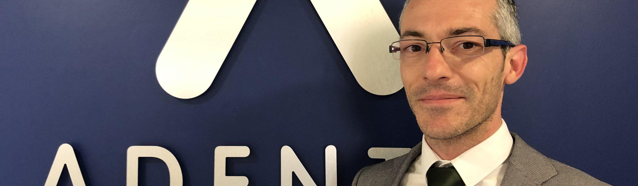 """""""Ajudar as empresas a atingirem patamares elevados de eficiência através de inovação e tecnologia Adentis"""""""