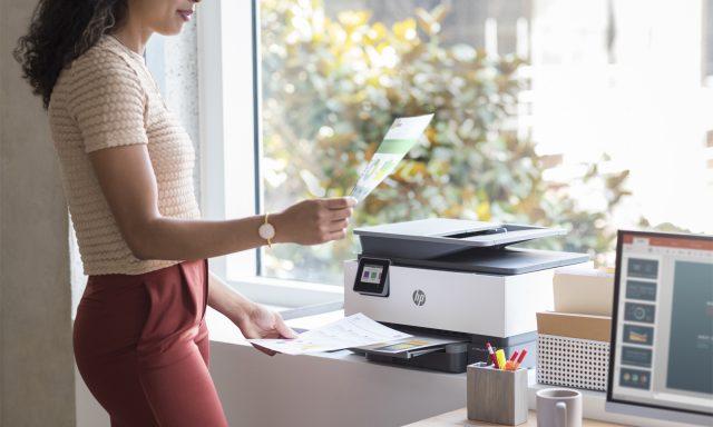 HP tem + para oferecer na impressão