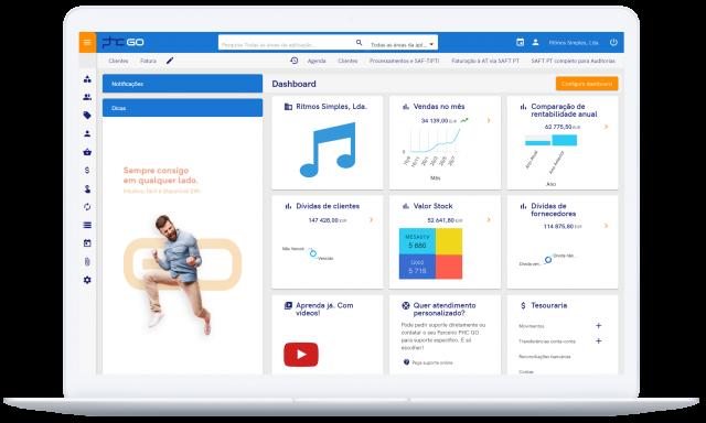 PHC Go é o novo software de gestão na cloud da PHC para PMEs